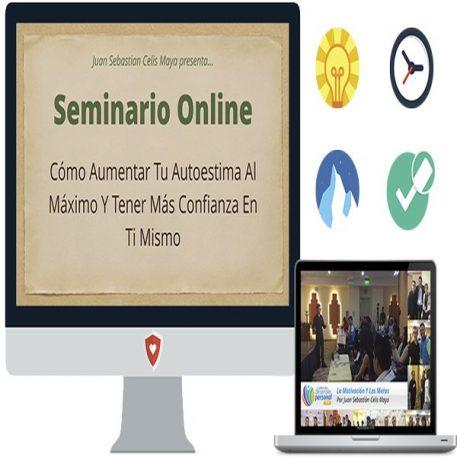 Seminario online sobre autoestima