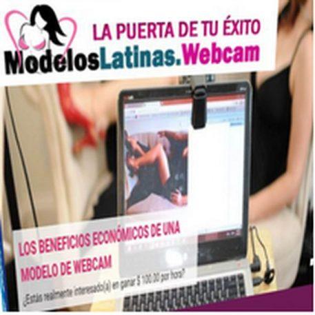 Agente de modelos webcam profesional