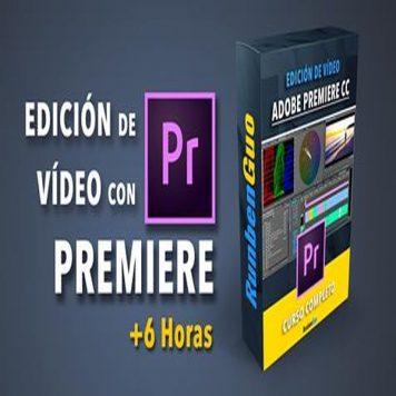 Edición de vídeo con adobe premiere CC