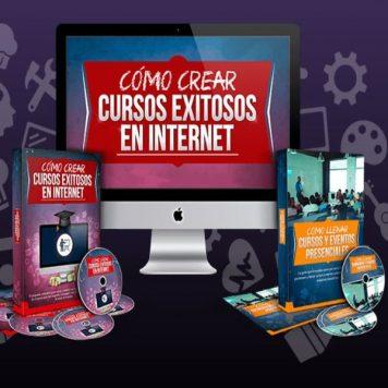 crear cursos exitosos en internet
