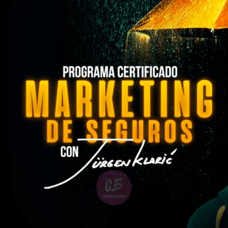 Programa Certificado Marketing de Seguros