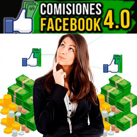 comisiones facebook 4.0