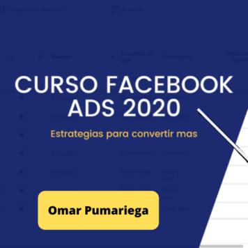 Facebook Ads 2020 Omar Pumariaga